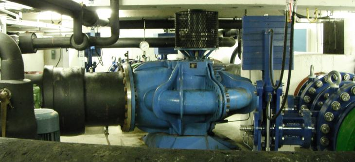 Stølsdal pump