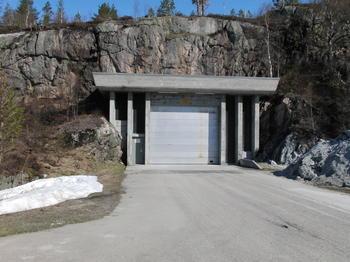 Portal Solhom kraftverk
