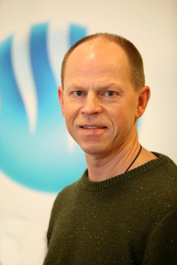 Portrettfoto av Lars Søfteland
