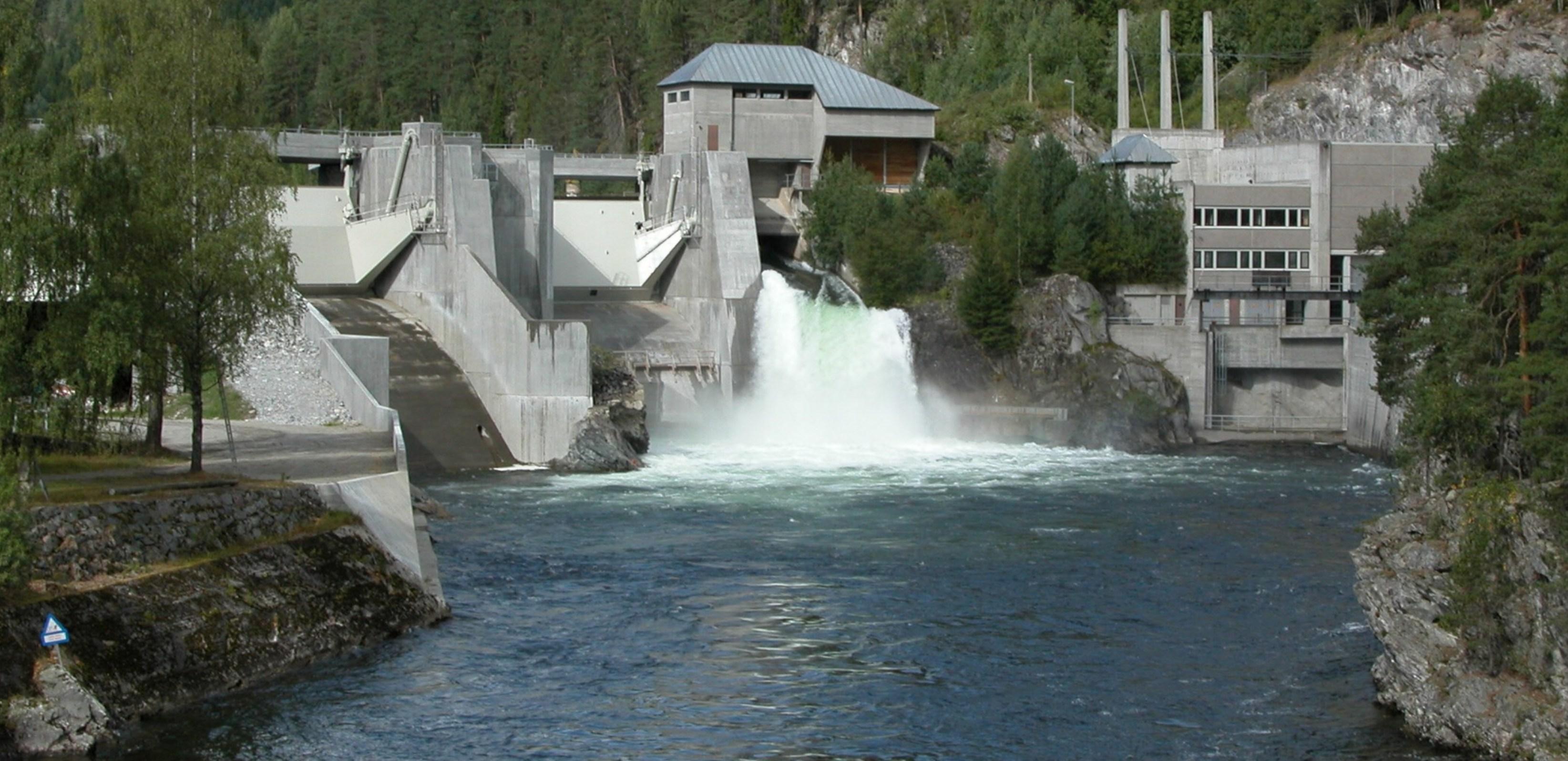 Tinnelva Årlifoss Power Plant