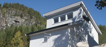 Grytåi Kraftverk, Driftsområde Telemark Vest