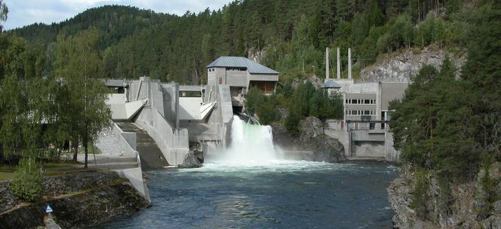 Årlifoss kraftstasjon